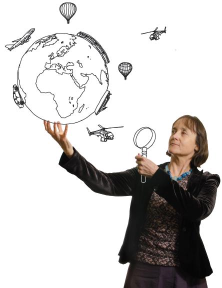 Dr Janet Stephenson